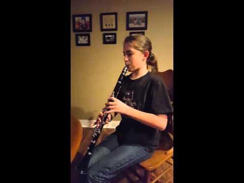Pyper clarinet 2-16-16; William Tell