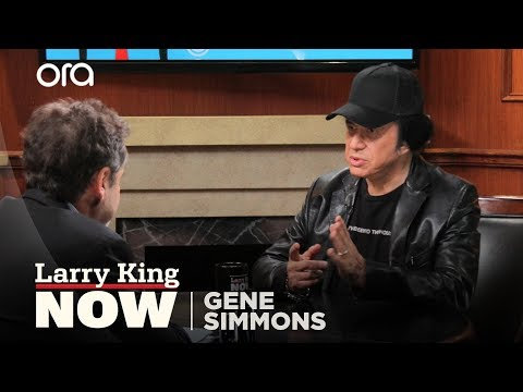 Gene Simmons talks 'Kiss' retirement, growing up in Israel, and rock music today