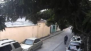 Robo vehiculo Zona 10 Guatemala