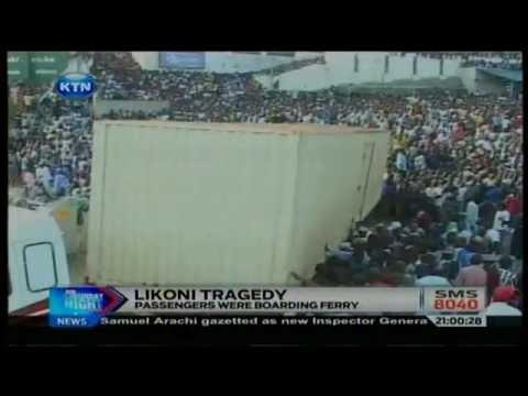 Likoni Ferry Tragedy Youtube
