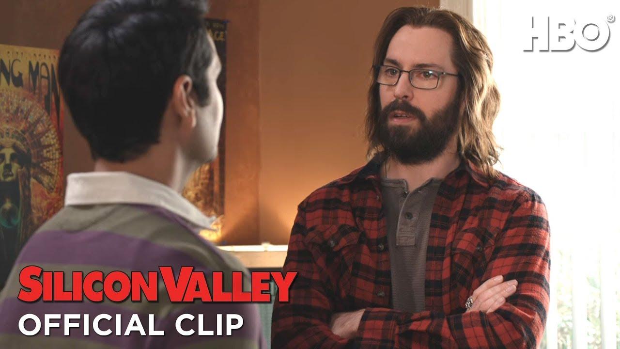 Download Silicon Valley: Chain the Virgin (Season 3 Episode 3 Clip)   HBO