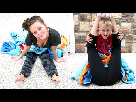 Download Youtube: SUPER FUNNY!! NOT YOUR LEGS CHALLENGE!
