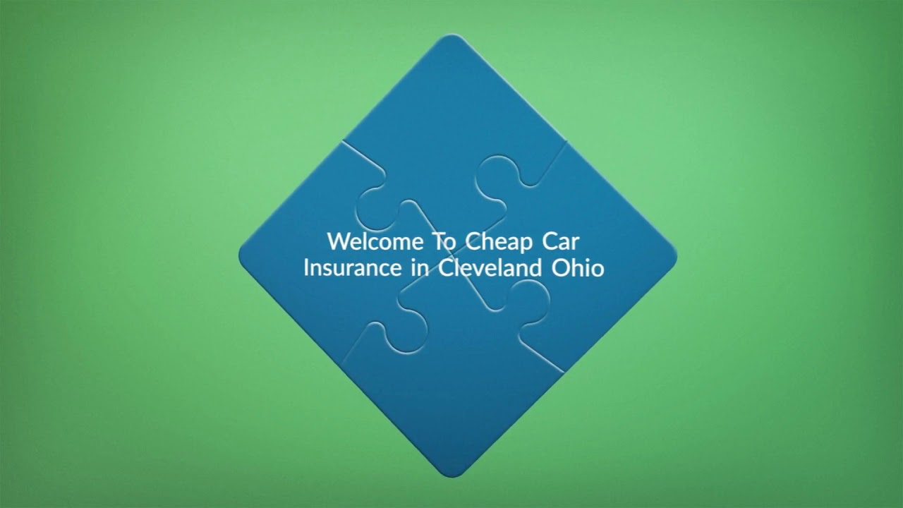 Cheap Car Insurance in Cleveland Ohio