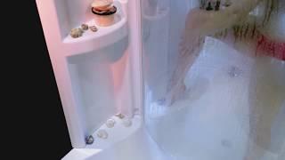 Тандем-бокс Либра(Душевая кабина, совмещенная с ванной - Либра. Сверхпрочное и сверхнадежное изделие компании Тритон., 2016-03-11T05:42:08.000Z)