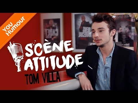 TOM VILLA - C'est Kader Aoun qui m'a lancé