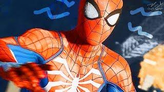 SPIDER-MAN 2018 - лучшая игра про ПАУЧКА?