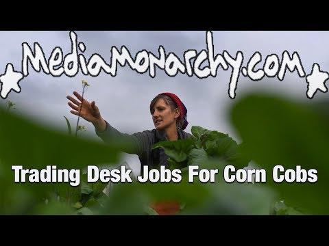 Trading Desk Jobs For Corn Cobs - #GoodNewsNextWeek