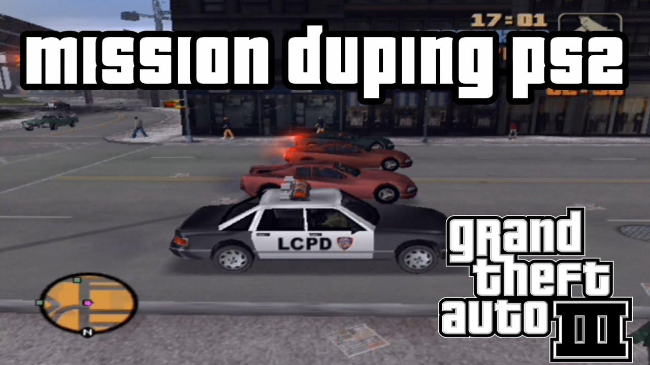 GTA 3 (PS2) How to Dupe Turismo (Method 2) #gta3 # ...
