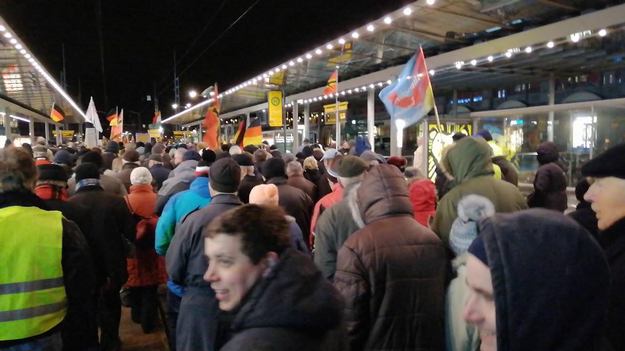 Nächste Pegida Demo Dresden