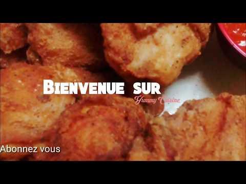 home-made-kentucky-fried-chicken//poulet-faÇon-kfc