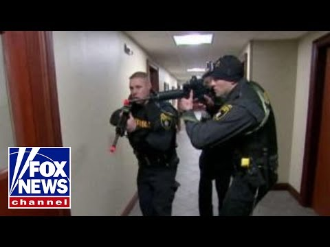 Growing trend of active shooter situation training