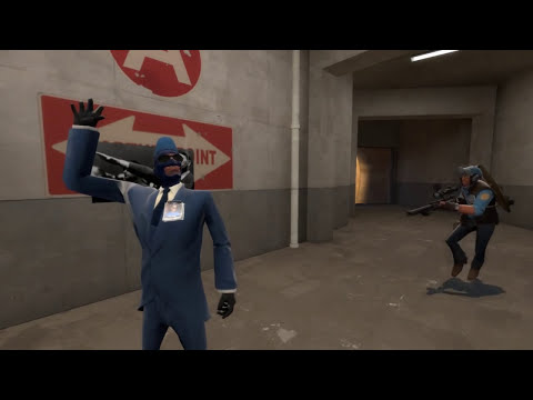 Team Fortress 2 - Spy is nazi