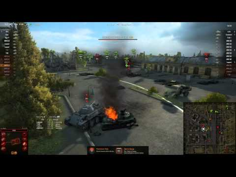 world of tanks 8.9 matchmaking