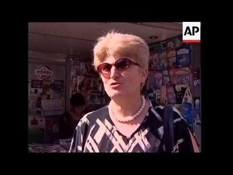 WRAP Russian compound, voxpops on spy row, plus Russian diplomats' departure