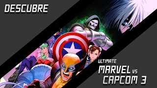 Vídeo Ultimate Marvel vs Capcom 3