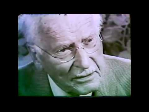 Carl Gustav Jung Ponders the Meaning of Death (1959)