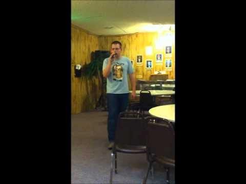 Folsom Prison Blues Karaoke