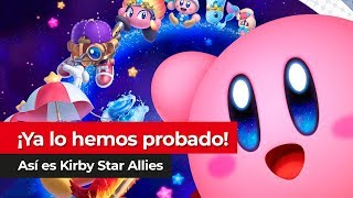 kirby star allies co-op