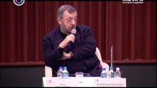 Павел Лунгин - об отражении современного общества в кино. Лекция