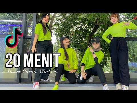 20 Menit TikTok Dance Cardio Vol. 3 GOBYOSSS CAPE BANGETT   Workout   Zumba