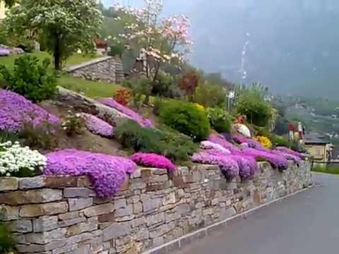 Giardino in youtube for Soluzioni giardino in pendenza