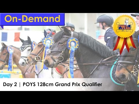 POYS Day 2 | Pony of the Year Show 128cm Grand Prix Qualifier