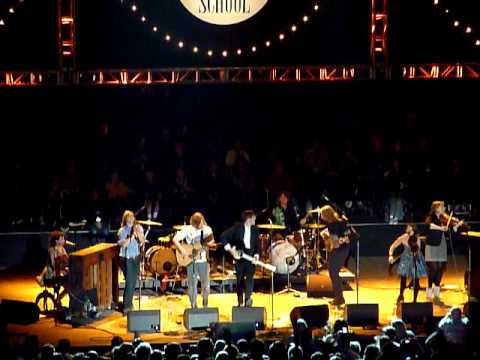 Arcade Fire - Month of May and Rebellion (Lies) - Bridge School Benefit Oct. 22, 2011