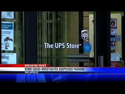 Suspicious package reported in Delafield