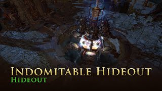 Path of Exile: Indomitable Hideout