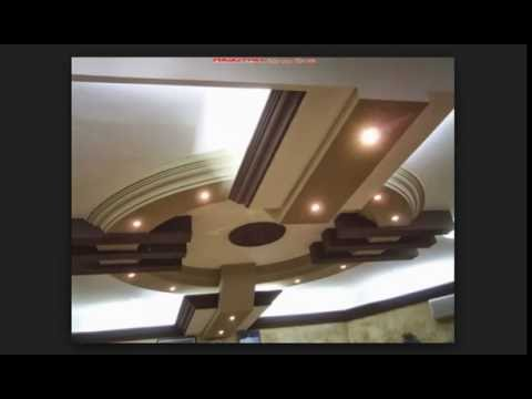 Latest Stunning Unique False Ceiling Designs For Living Room