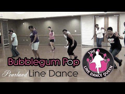Pop Song Line Dance