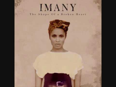 Where have you been   Imany