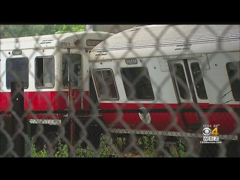 Red Line Derailment Makes Commuters 'Really Late For Work'
