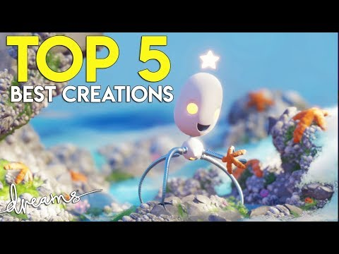 Dreams PS4: Top 5 Best Creations In June from YouTube · Duration:  12 minutes 38 seconds