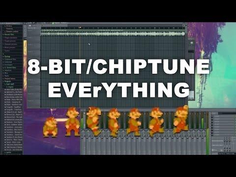 FL Studio Tortilla - How To 8-bit/Chiptune Everything (SECRET)