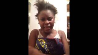 Oscarine Mbikulu(TaTa Osca) - Les surnom des Amoureux