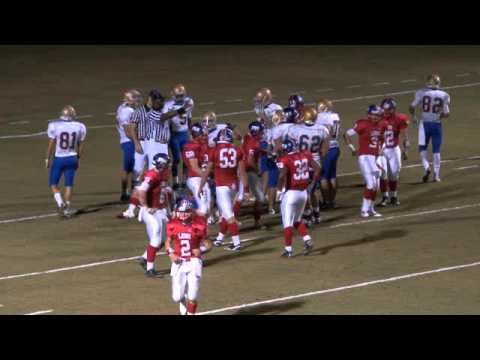 Trey Tucker 2010 Football Highlights