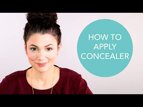 Makeup Tips | How to Apply Concealer