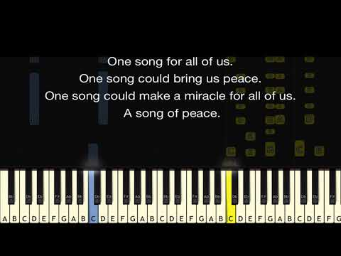 Song of Peace - Choir Song for Children