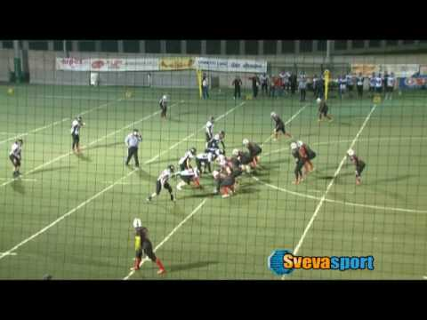 Football americano   Elephants Catania troppo forti: non basta una buona prova ai Mad Bulls