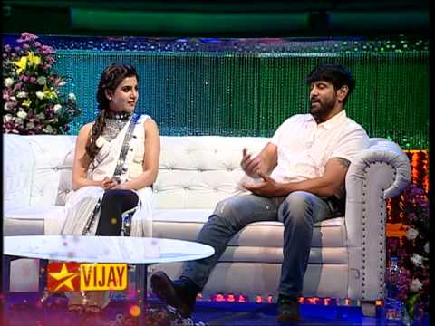 Ayudha Pooja Special - Koffee With DD | Samantha And Vikram - Promo 4