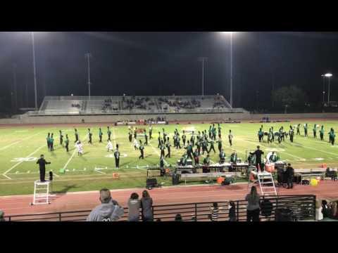 Kingsburg High School Marching Band Legacy 10/07/16