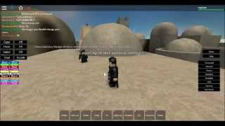 "SWA (Star Wars Awakening) Roblox ""Part 2"" The Fight!"" (look in the descirption)"