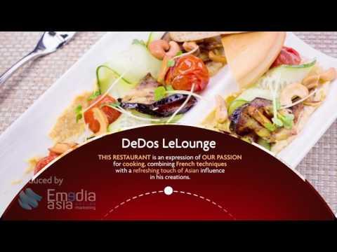 Animated Catering Presentation For DeDos LeLounge Restaurant Phuket By E-Media Asia