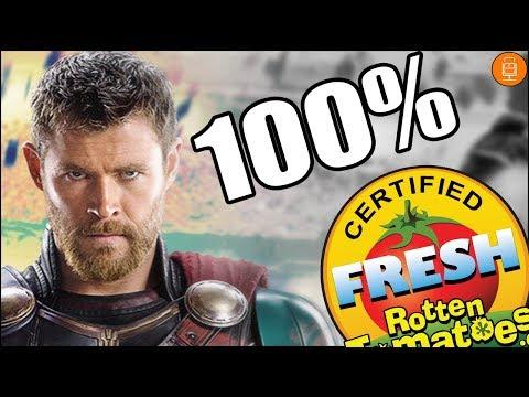 THOR Ragnarok Has 100% on Rotten Tomatoes