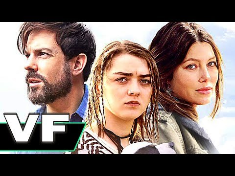 LE LIVRE DE L'AMOUR Bande Annonce VF ✩ Jessica Biel, Maisie Williams (2017)