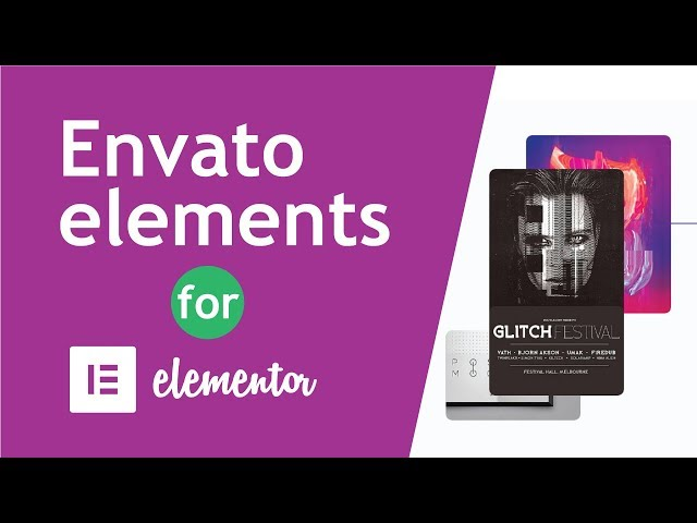 Free Envato Elements For Elementor Explained