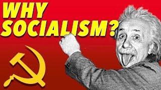 Why Socialism? Analyzing Einstein's Essay