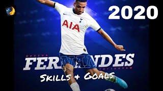 Gedson Fernandes - Welcome to Tottenham Hotspurs - 2020 HD