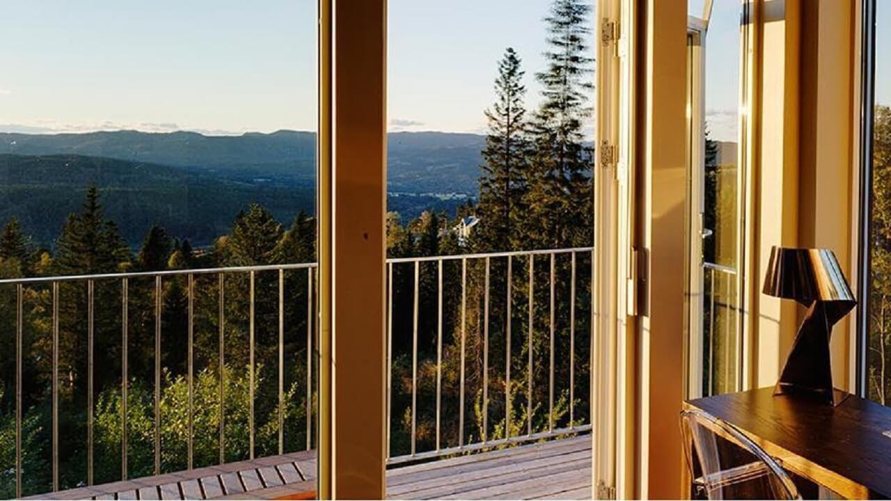 Explore Lysebu Hotel Oslo Norway 5 Star In